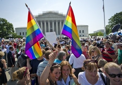 Anti-gay marriage sentiment fading - Washington Post (blog) | GLBTAdvocacy | Scoop.it