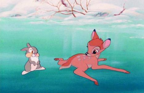 «Bambi», le dessin animé qui a traumatisé des millions d'enfants   Coup de coeur, coup de gu...   Scoop.it
