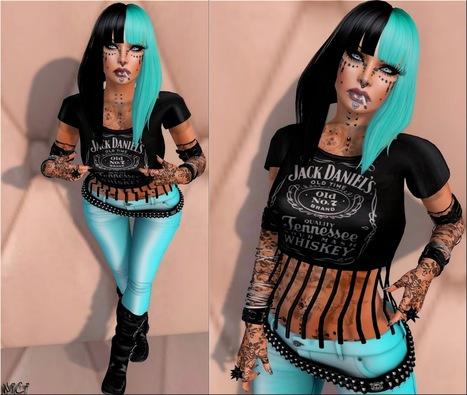 ★ Nici's Fashion Style ★: α ℓιттℓє cяαzу ѕтуℓє ^^   Nici's Fashion Style   Scoop.it