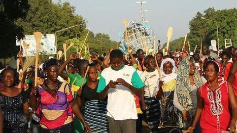 Clashes as 'one million' protest Burkina leader's power bid | African News Agency | Scoop.it