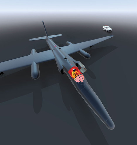 The U2 Spy Plane: Still Going Strong, Still Terrifying to Fly   The Intelligence War   Scoop.it
