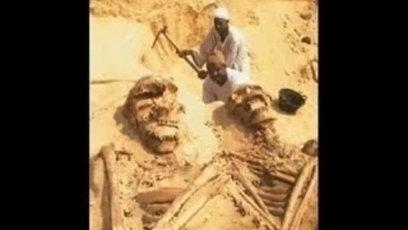 Découverte de squelette géant en Arabie Saoudite ! - LookMoiCa.fr   Reférencement-seo-gratuit   Scoop.it