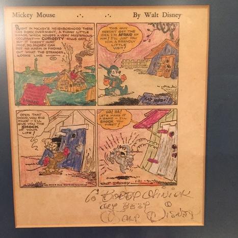 Walt Disney's birthday   Lottie Pop Pinwheels by Gustavo   Scoop.it