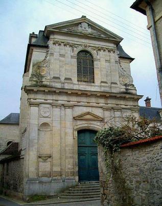 Des Ukrainiens achètent l'église Saint-Vincent à Senlis   Patrimoine-en-blog   L'observateur du patrimoine   Scoop.it