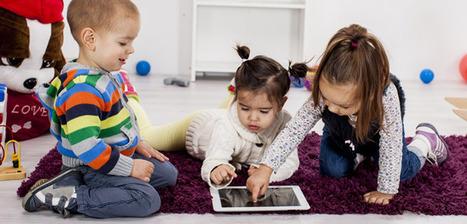 Uso de tablets incrementa habilidades de leitura das crianças | Ferramentas de Marketing, Comunicação Corporativa, Branding, Educação e Livros Digitais | Scoop.it