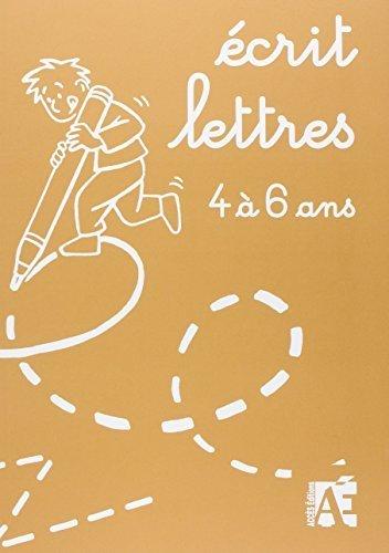 Ecrit lettres : du graphisme vers la lettre de 4 à 6 ans de Marie-Laure De Blois | Les nouveautés de la médiathèque | Scoop.it
