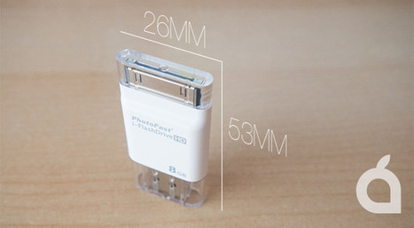Pendrives USB para iPhone y iPad: esto es lo que necesitas saber | iPad classroom | Scoop.it