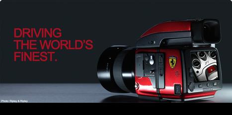 Para vender su cámara de $21,499 Euros Hasselblad lanza su micro sitio Ferrari Edition H4D-40   FOTOGRAFIA Y VIDEO HDSLR PHOTOGRAPHY & VIDEO   Scoop.it