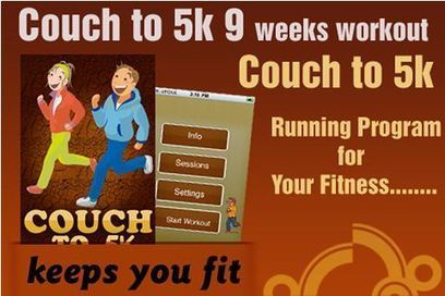 Couch to 5K- Iphone/Ipad Health Application | Mobile Media City | Alaram Clock | Scoop.it