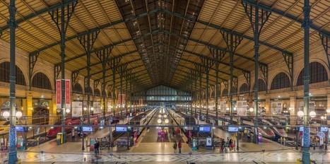 Google Maps va numériser toutes les gares françaises | Veille E-tourisme FROTSI PACA | Scoop.it