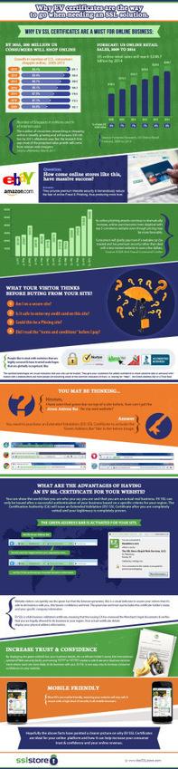 Understand EV SSL Certiticate through Infographic from TheSSLstore | SSL Education | Scoop.it