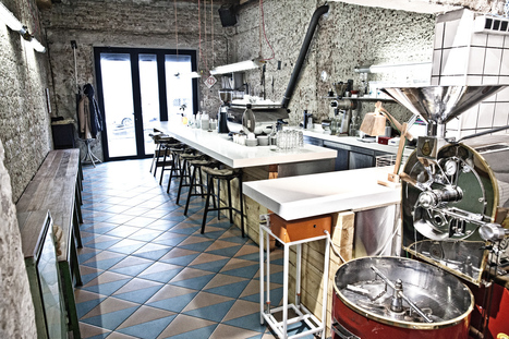 Belgrade Rising: Coffee At Pržionica D59B | Coffee News | Scoop.it