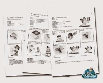 RECURSOS PRIMARIA | Completísimo documento con 50 experimentos escolares | Curación de contenidos: EDUCACION EMOCIONAL -INFANTIL PRIMARIA | Scoop.it