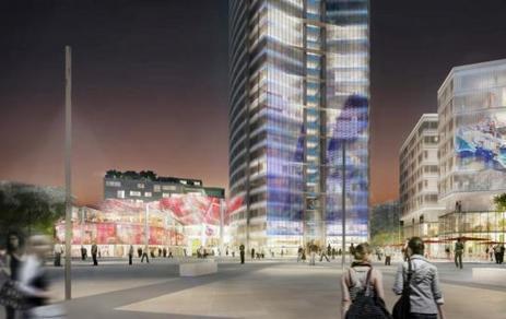 Le pharaonique projet de rénovation de la tour Montparnasse   Construction l'Information   Scoop.it