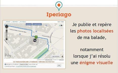 Iperiago : quand les parcours guidés touristiques deviennent un jeu d'enfant | La communication digitale & l'E-business | Scoop.it