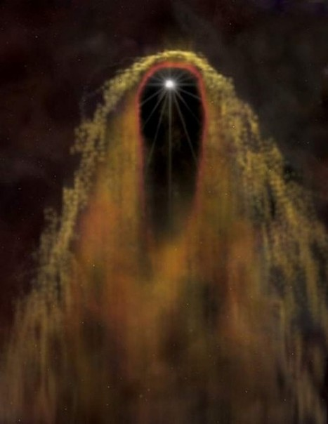 The Black Widow Pulsar   Space, the Solar-System and Beyond   Scoop.it