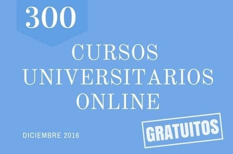 300 cursos universitarios, online y gratuitos que comienzan en diciembre | CLIL is possible with ICT | Scoop.it