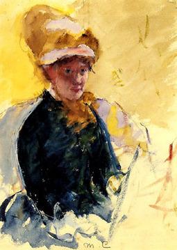 14 janvier 1841 naissance à Bourges de Berthe Morizot | Racines de l'Art | Scoop.it