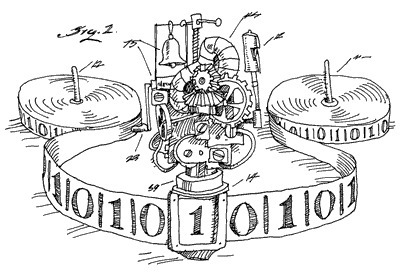 #148 ❘ La machine de Turing ❘ 1936 ❘ Alan Turing (1912 - 1954) | Tout Numérique | Scoop.it