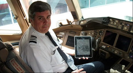 American is the first US airline to replace all paper manuals with ... | quality management systems | Scoop.it