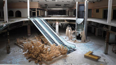 Black Friday, abandoned Shopping Malls show the changing face Of Suburbia | Economia Criativa | Scoop.it