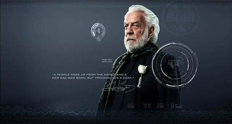 #TickTock7 – Report to the Capitol for your new District ID Pass | Hunger games | Scoop.it
