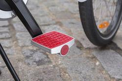 Connected cycle : une pédale connectée pour donner un coup de frein aux vols de vélo | SerenDeep | Scoop.it