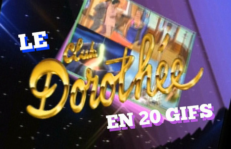 Le Club Dorothée résumé en 20 gifs – Génération Club Do | HiddenTavern | Scoop.it