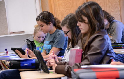The changing classroom: The age of the iPad | JeffCountynews.com | iPads in Education | Scoop.it