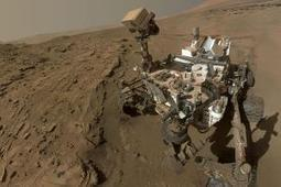 NASA's Curiosity rover finds astronauts could farm water on Mars - space - 13 April 2015 - New Scientist | Mineralogy, Geochemistry, Mineral Surfaces & Nanogeoscience | Scoop.it