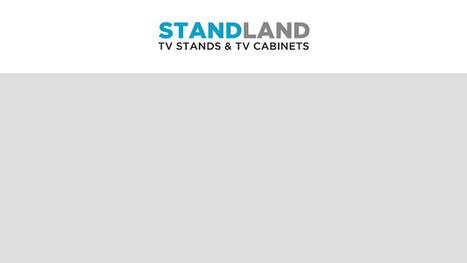 Shop For Tv Stands & Cabinets | TV Stands & Cabinets | Scoop.it