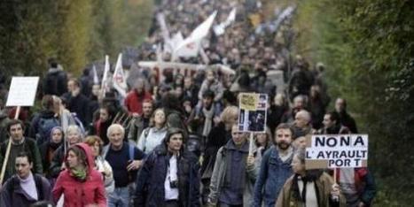 Notre-Dame-des-Landes fait le plein d'opposants | Humanite | bretagnequimperle | Scoop.it