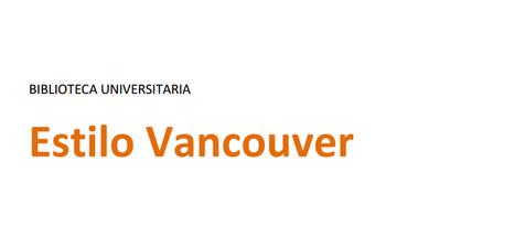 Guías de Normas Vancouver para docentes en PDF - Instituto de Tecnologías para Docentes | Yo Profesor | Educacion, ecologia y TIC | Scoop.it