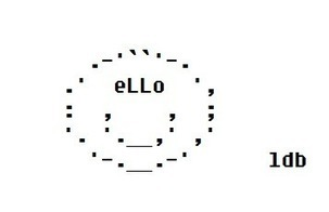 Ello | A Simple, beautiful & ad-free social network | ASCII Art | Scoop.it