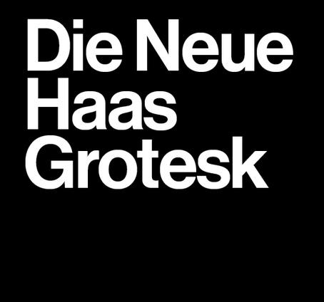 10 inspired alternatives to Helvetica | Typography | Creative Bloq | Typography | Scoop.it