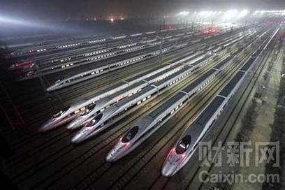 China Nears Deal with Mexico to Export Bullet Trains for First Time - Caixin Media   Etrade AUSTRALIA   Scoop.it