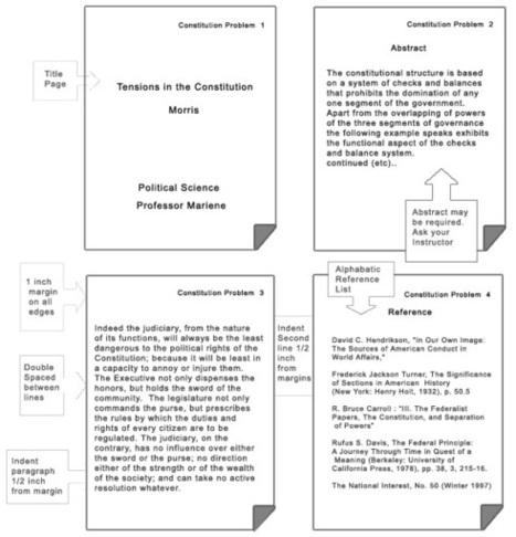 APA-Essay-Format-Template.jpg (578x602 pixels) | Mr. LesCallett's History Scoop! | Scoop.it