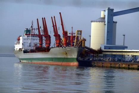 Calais: la société de manutention du port menacée de liquidation - La Voix du Nord   Mission Calais - SNCF Développement - le Cal'express -   Scoop.it