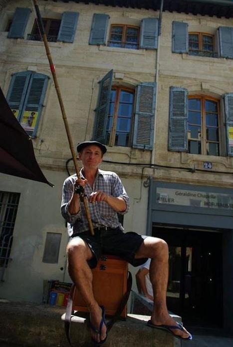 Dupin a la pêche en Avignon | Articles de chasse | Scoop.it