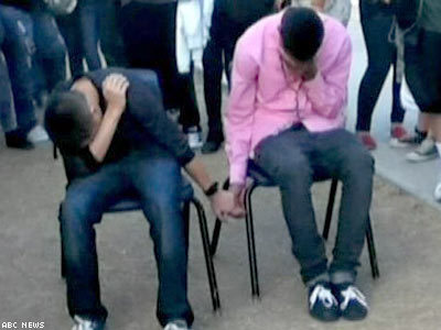 Boys Forced to Hold Hands at School as Punishment | My Equality Corner | Scoop.it