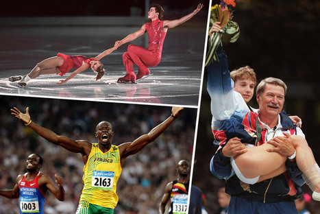 Ten Olympians Who Deserve Their Own Biopic | Manipulating Pain | Scoop.it