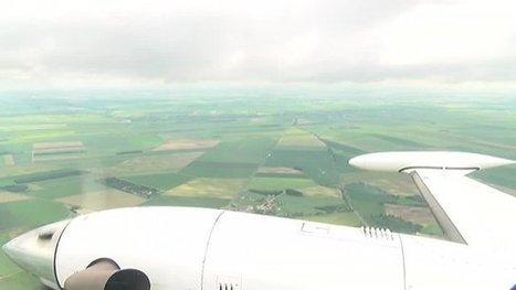 Vol à bord d'un avion de prises de vues aériennes de l'IGN - France 3 Picardie | GeoWeb OpenSource | Scoop.it