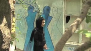 Afghan Graffiti Artists Risk Social Pressure | Afghan Women in Media | Scoop.it