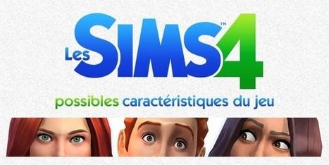 [CDS] Les possibles caractéristiques des Sims 4 - Direct Sims | Direct Sims | Scoop.it