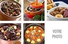 Recette - Soupe de courge pâtisson au curry - Proposée par 750 grammes | location-landes-mimizan-plage nature | Scoop.it