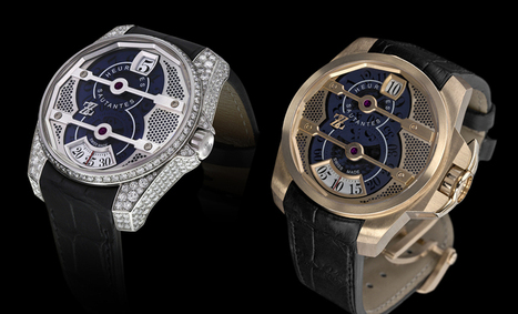 ZZ Watches Are Taking The World By Storm With The Tornade and Cyclone Collections | Technology | Scoop.it