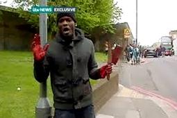 Vidéo Horreur, un soldat égorgé en pleine rue à Londres - Vidéo Actualités - Look Ma Video.fr   Buzz, humour et vidéos drôles   Scoop.it