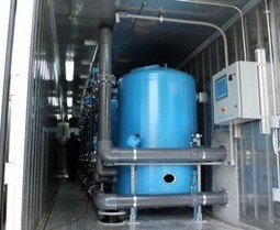 Containerized Water Filtration System | Pure Aqua Blog | Water and Wastewater Equipment | Scoop.it