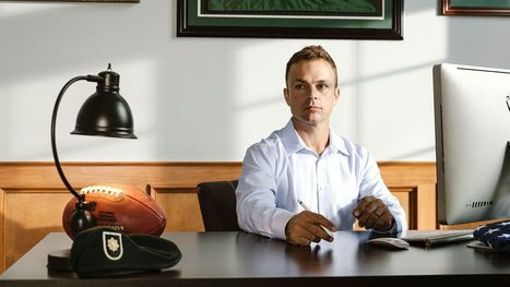 This Green Beret thinks he can crack the NFL's character code | Brain Candy | Scoop.it