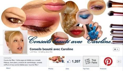 Un ewemple de design Facebook Timeline | Tout sur Timeline Facebook | Scoop.it